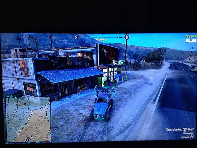 GTA: Online - Space Docker - Xbox Gaming - WeMod Community