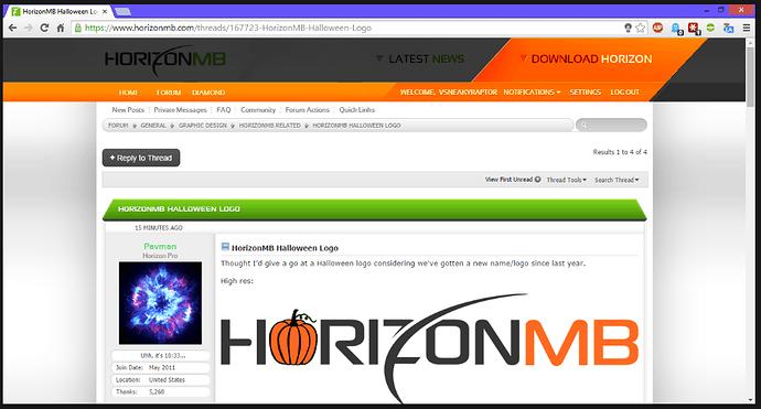 download horizonmb