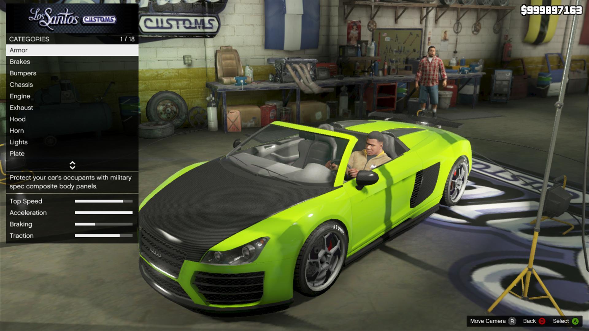 GTA V Max Money Save - Xbox Gaming - WeMod Community