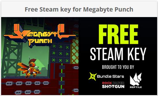 Steam] Megabyte Punch Steam Key [FREE] - Deals + Giveaways - WeMod