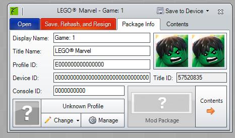 Lego marvel superheroes game save please? - Xbox Gaming - WeMod