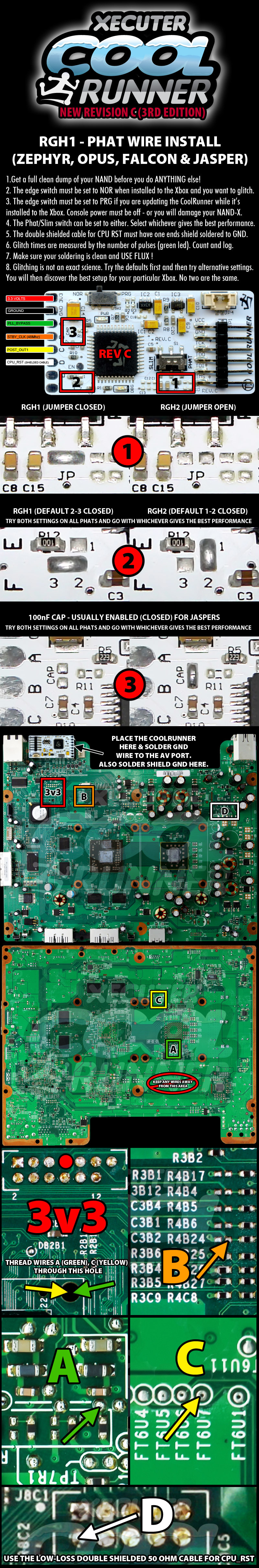 How to RGH any Phat HDMI Xbox 360 - Xbox Gaming - WeMod