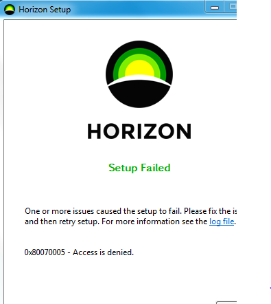 Horizon not working - Support - WeMod Community