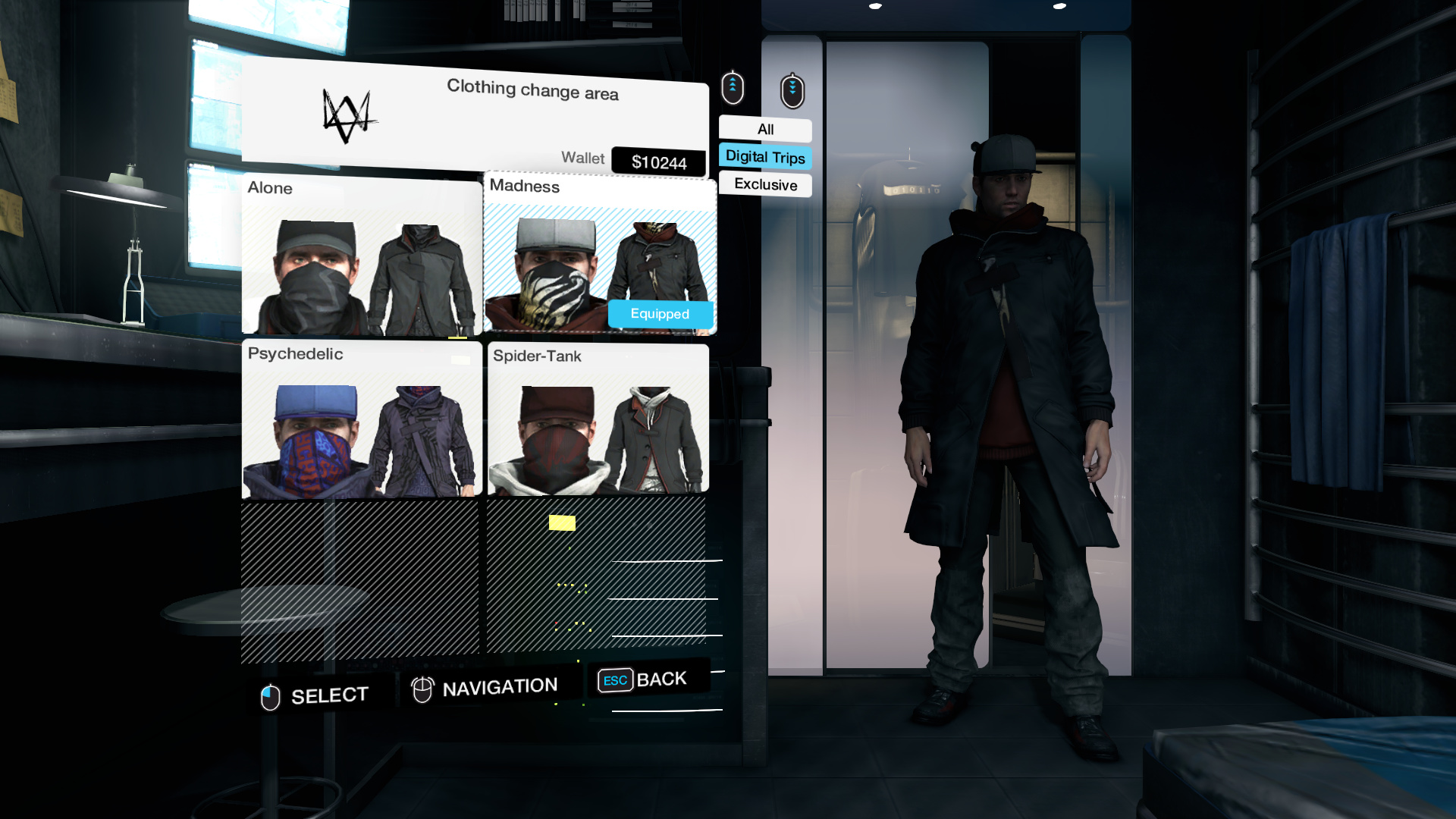 Watch Dogs Madness Phase