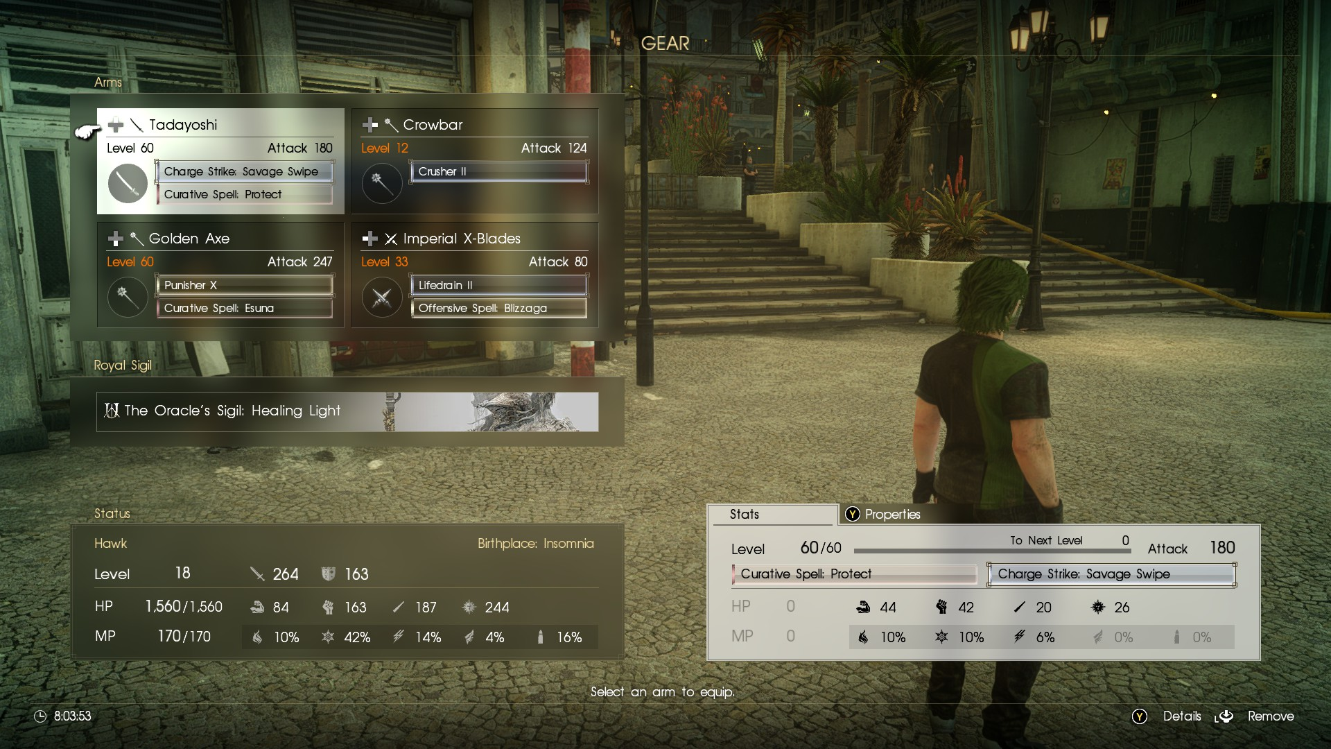 FINAL FANTASY XV WINDOWS EDITION Cheats and Trainer for