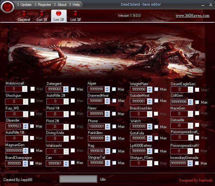 Dead Island Mod Tool's - Xbox Gaming - WeMod Community