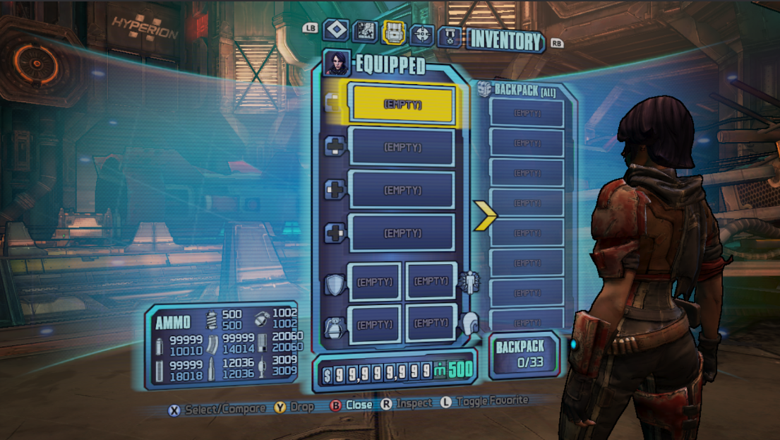 TEAM-ABRAXAS]Borderlands Pre-Sequel All Classes, Mods Level