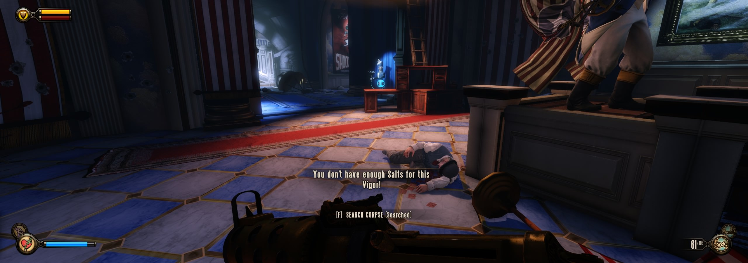 BioShock Infinite Cheats and Trainers for PC - WeMod