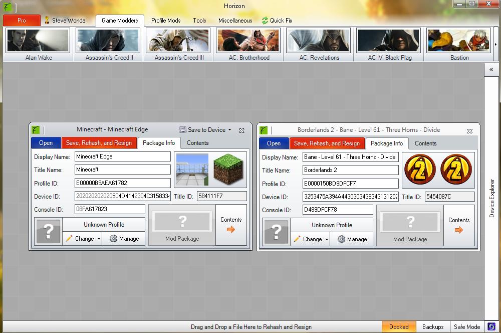 Presentations by Minecraft xbox 360 best usb mod tool