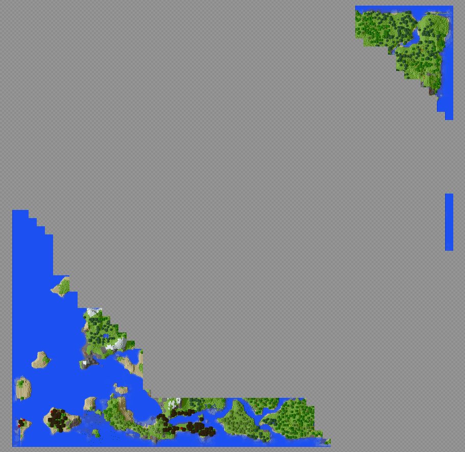 Minecraft Xbox 360 to PC Map incomplete. Help - Tutorials ...