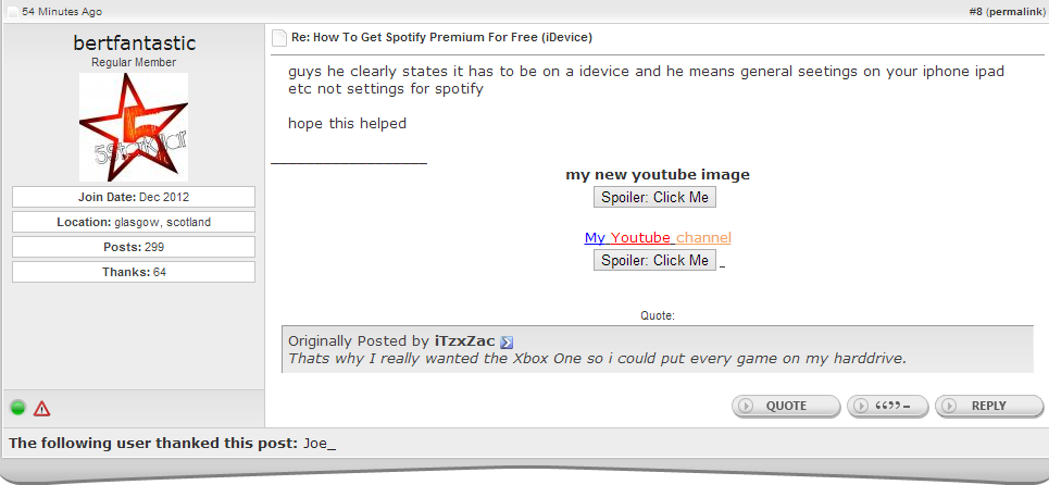 How To Get Spotify Premium For Free (iDevice) - PC General