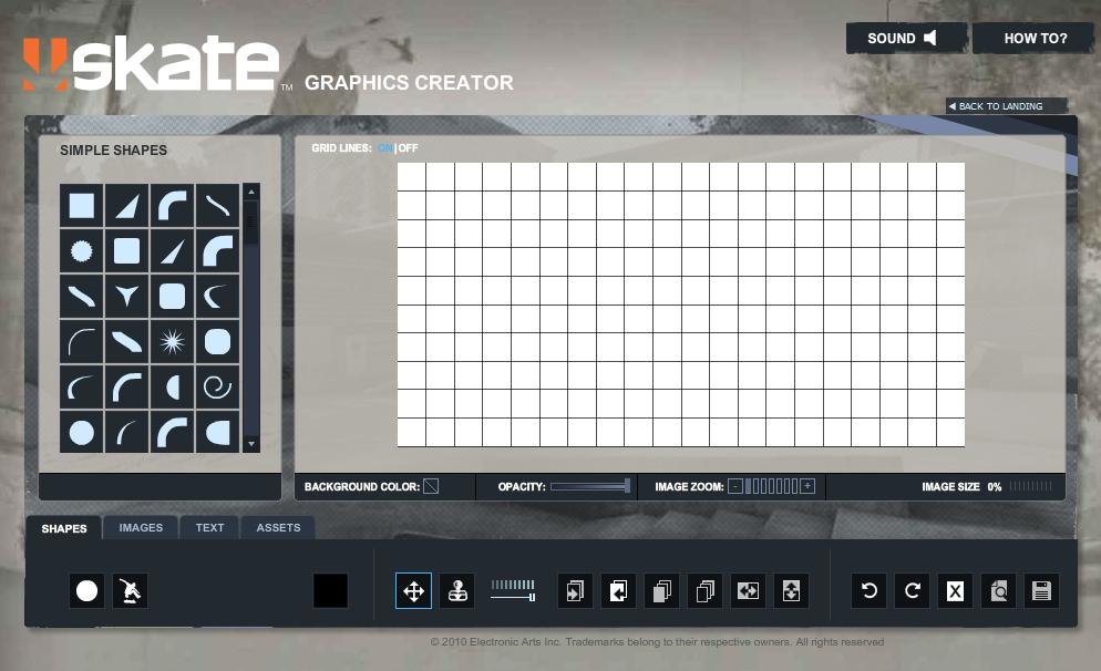 skate 3 graphics creator download