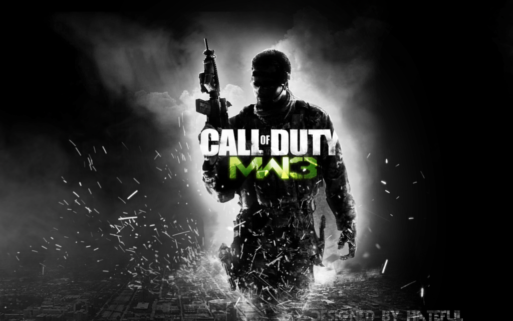 MW3 Wallpaper And Youtube BG By Me