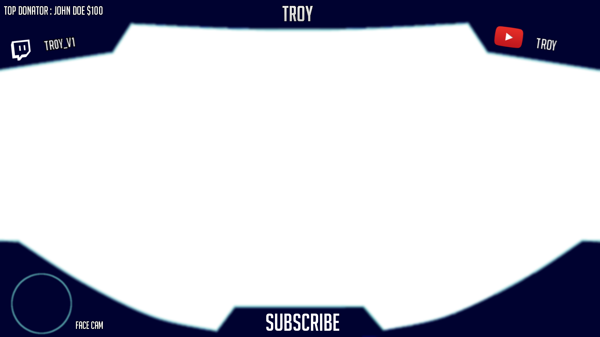 My First Twitch Overlay! - General - WeMod Community